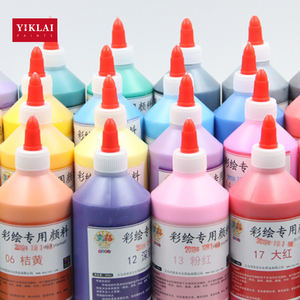 24Colors 500ml Children's Drawing Acrylic Paint Craft Smart Diy Acrylic Paint