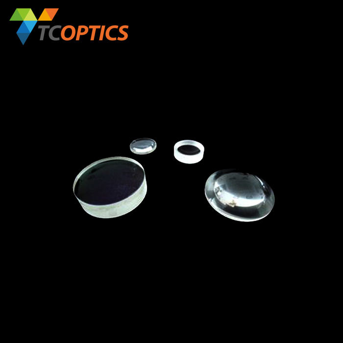 China manufacture optical glass lens double convex lens