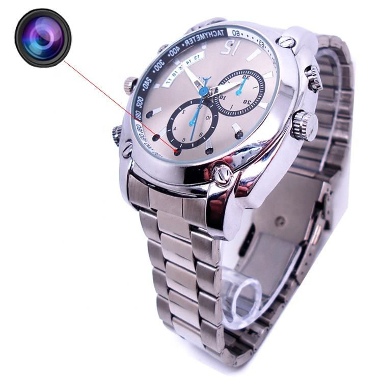 Newest 12.0MP waterproof 16GB IR spy hd 1080p night vision watch camera DVR body wristband camcorders mini hidden camera
