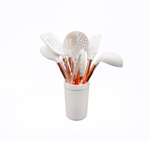 Kitchen Utensils Set Silicone Cooking Utensils Heat Resistant Kitchen Tools Spoons Spatulas Turner Tongs Whisk for Cooking