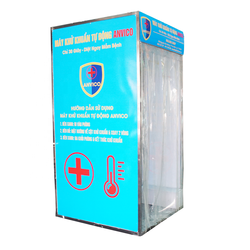 Vietnam factory low price disinfection booth channel room
