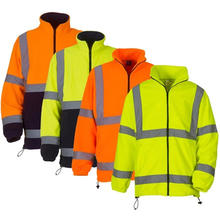 OEM Jacket Working Uniform Multi-Colours FR Clothes With Reflective Stripes