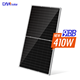 China A Grade 400W 410 Watt Electrical Half Cell Solar Panel Price