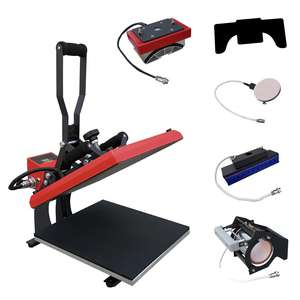 8 IN 1 승화 Combo Heat Press Machine 8 1