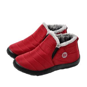 36CS085 Amazon top seller good quality winter cheap warm snow boots winter hiking snowboots kids snow boots