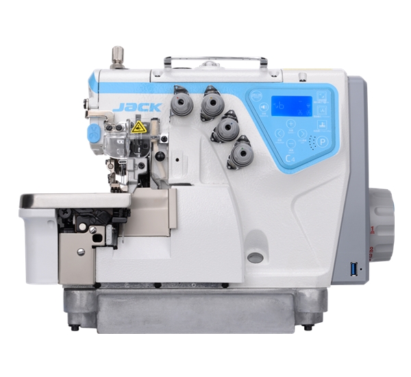 Jack C3-3-02/233 High Speed Automatic Overlock Machine Industrial Sewing Machines