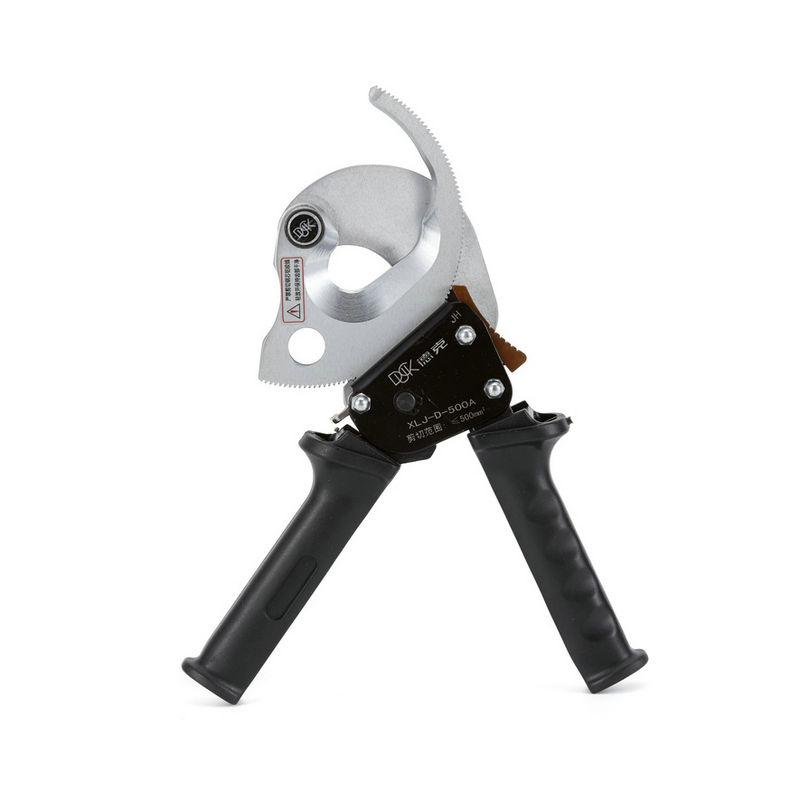 Compra a granel de china trinquete Estructura fácil poder de corte cortador de cable para Cu/Al cable