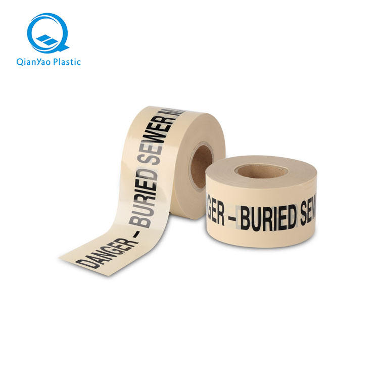 Hot Sale China Supplier Customized Wholesale Distributors Of Pvc Underground Warning Tape