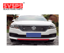 SVSPS FACTORY HIGH QUALITY SPLIT FRONT BUMPER LIP FOR VOLKSWAGEN LAVIDA 2018