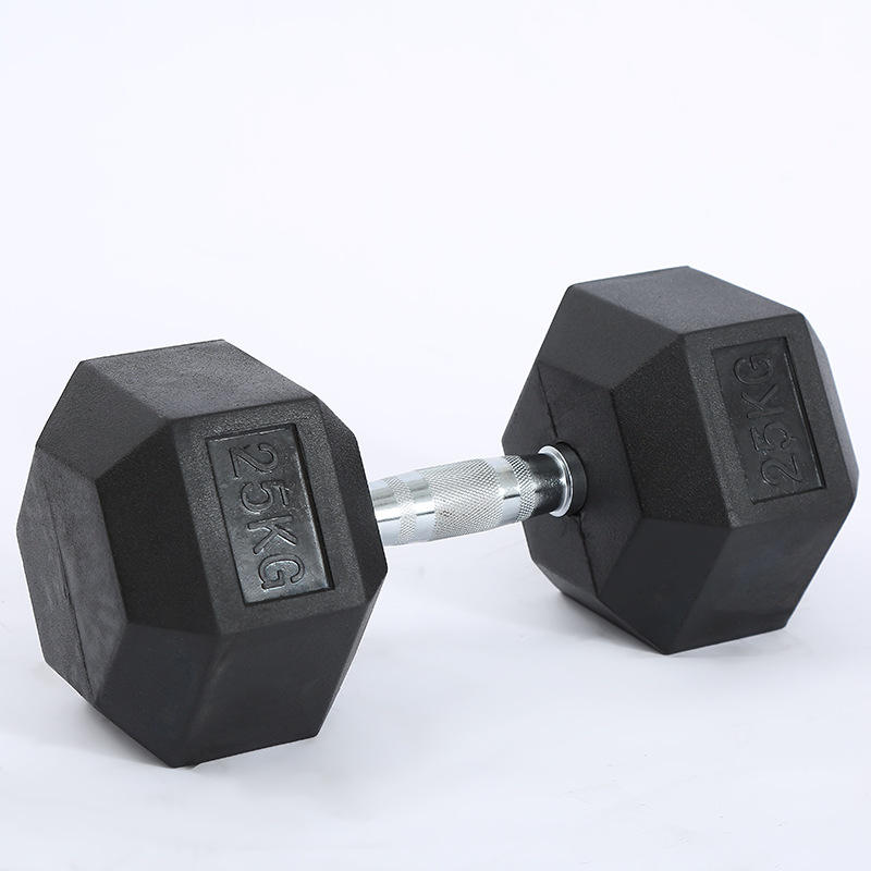 De Kit Mancuernas Dumbell Set Buy Dumbbells Cheap Hexagon Hex Neoprene Rubber Coat Dumbells Mancuernas Hexagonales Dumbbell Sale