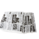 A4 Paper Wrapping Paper Wholesale Custom Design A4 Size Wrapping Sandwich Paper In Hot Sale