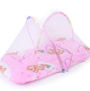 Portable mosquito Baby Bed Canopy / Infant Folding Travel Bed / baby Mosquito Net Tent