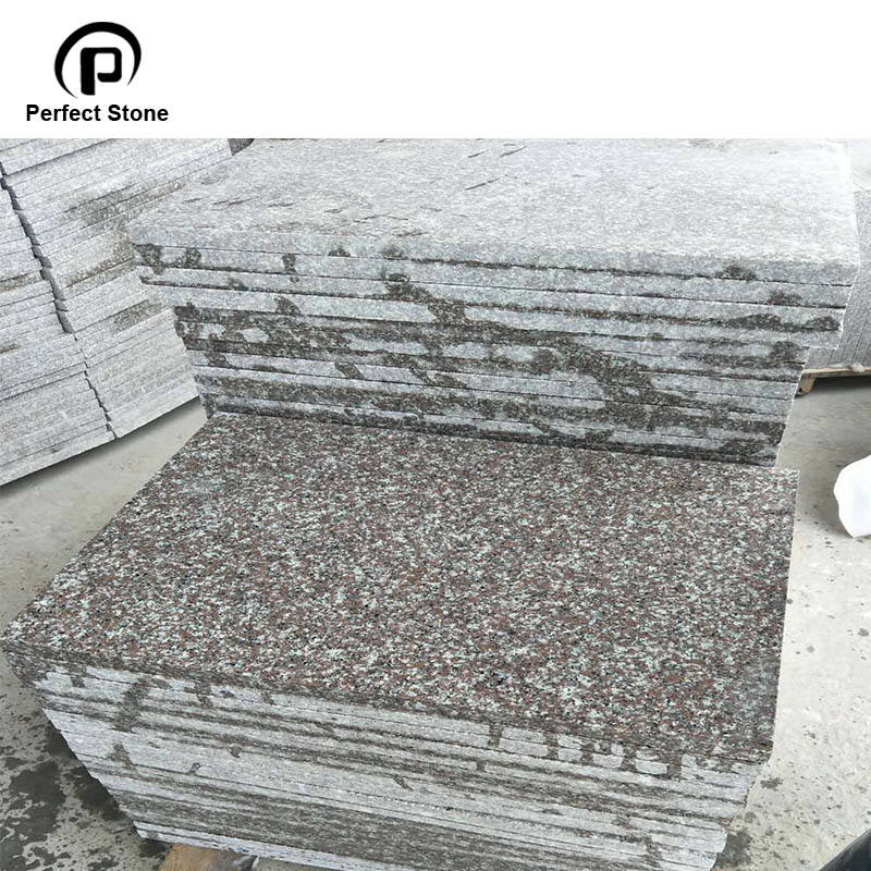 20 conteneur Stock Rose porno granit g664 pour granit Chinois g664