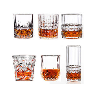 Personalized Wine Gift Set Glasses Drinking Crystal Glass Cup Whiskey Glasses Water Glass