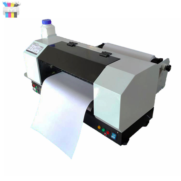 High Precise dtf pet transfer film for t-shirt printing vision a3 L1800 dtf printer