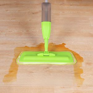 Boomjoy Hot Verkopen Hoge Kwaliteit Magic Light Gewicht Floor Cleaner Mop Spray Mop