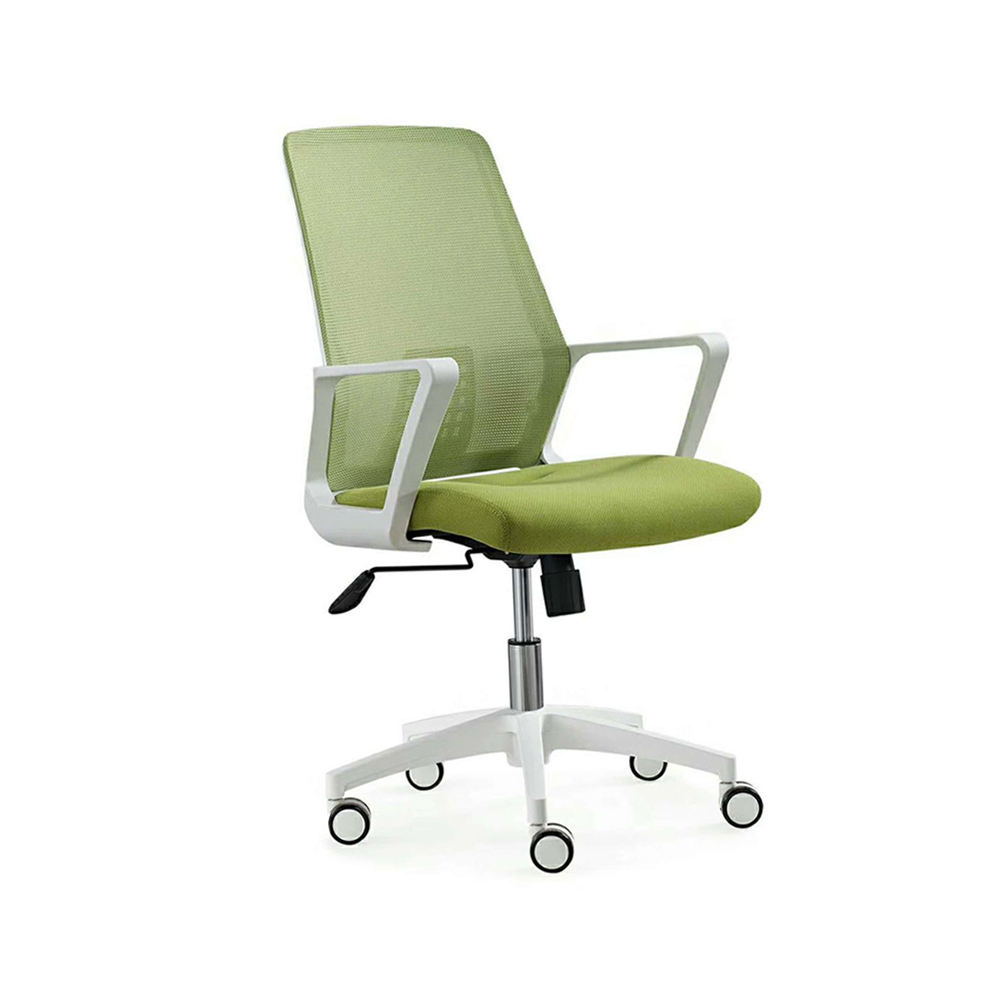 USA Free Delivery Mid-Back Ergonomic Office chairs cheap price good quality Chairs with Armrests