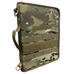 New style design file organizer Tactical Military Padfolio