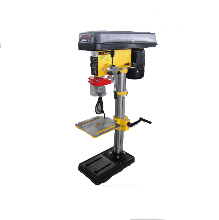 Cheap price stable column pillar drill press machine for long hole drilling SP5216A-I