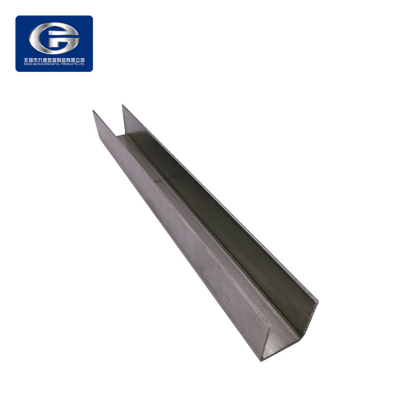 Top Quality Customized strut fitting stainless steel u channel profile