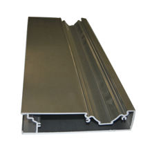Customer design Anodized Industrial Extruded Aluminum Profile Light