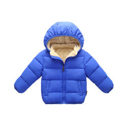 Online Customization small MOQ Infant toddler girl winter co