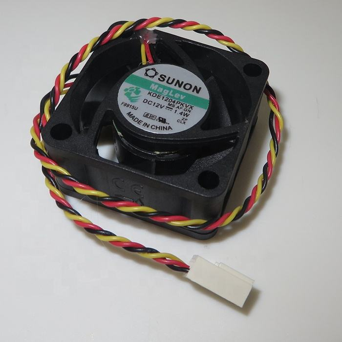 KDE1204PKVX with KDE1204PKVX MS.A.GN for DC Brushless Fan 40x40x20mm