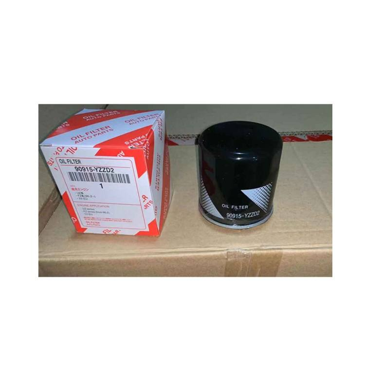 China Wholesale Market Agent Custom Made Oil filter for COROLLA