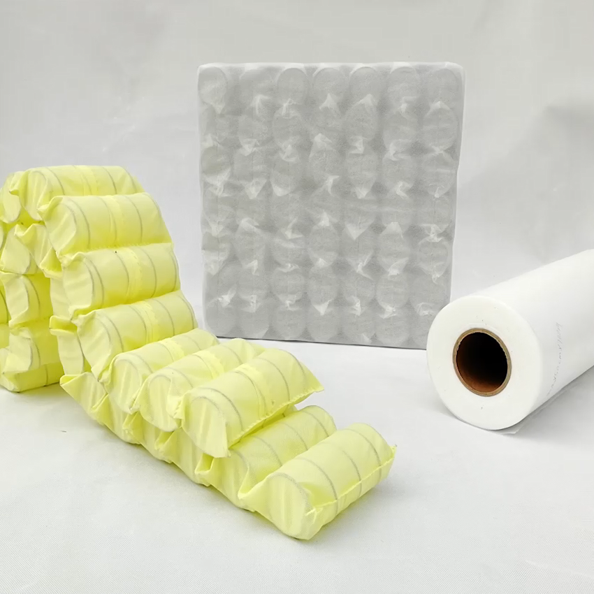 Sofa Mattress Coil Spring Usage PP Spunbond Non-woven Fabric