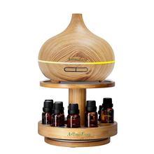 aroma diffuser essential oil difusor air humificador difusor de aromaterapia aceite aromatherapy humidifier de aromas electric