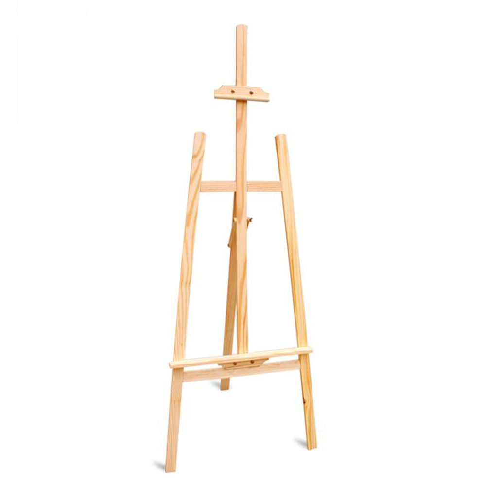 Wood Painting Art Display Stand Holder Small Tabletop Wooden Sketch Easel