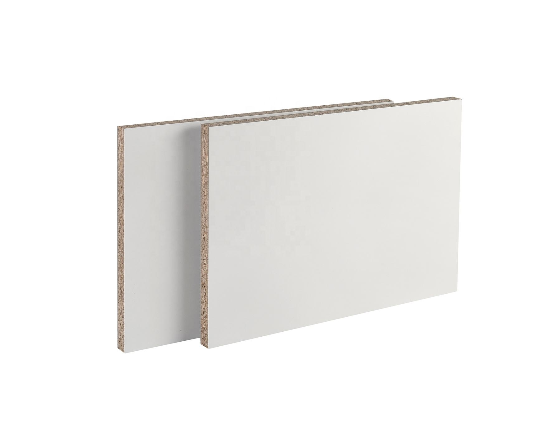 Hot sell white melamine laminated Chipboard or Particle Board