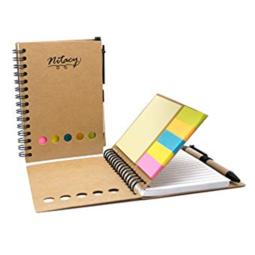 Guangzhou factory hot selling Promotie Set Gift Kleine Notebook En Pen