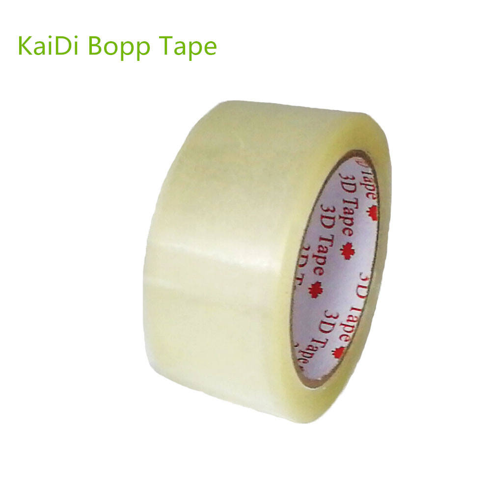 <span class=keywords><strong>Fabrikant</strong></span> Clear Adhesive BOPP Tape/Verpakking Tape/OPP Tape