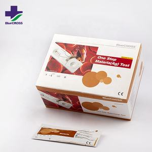 CE WHO Approved Malaria Rapid Diagnostic Test Kit