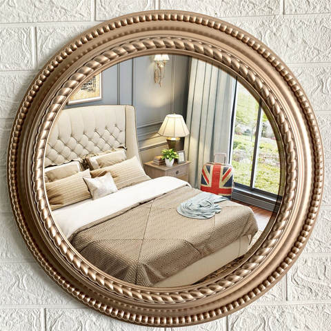 oem branded 20 inch home office  decorative <strong>wall</strong> mirror wall