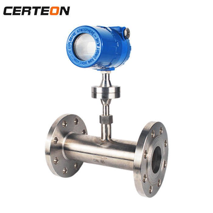 Best Price Ex proof approved Drum Type 1% accuracy Coriolis gas Mass Flow meter for oxygen air Hydrogen natural gas