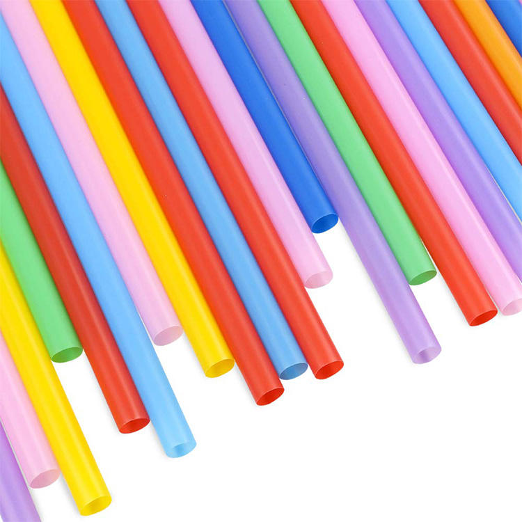 Disposable Drinking Straws Biodegradable Plastic Straws PLA Straw
