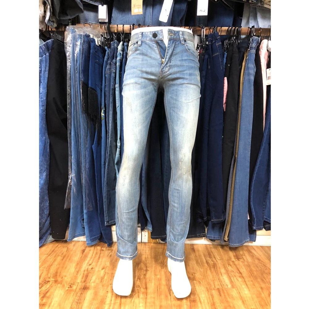 Gzy Top Fabrikant In China Oem Odm Mode Voorraad Mannen Jeans