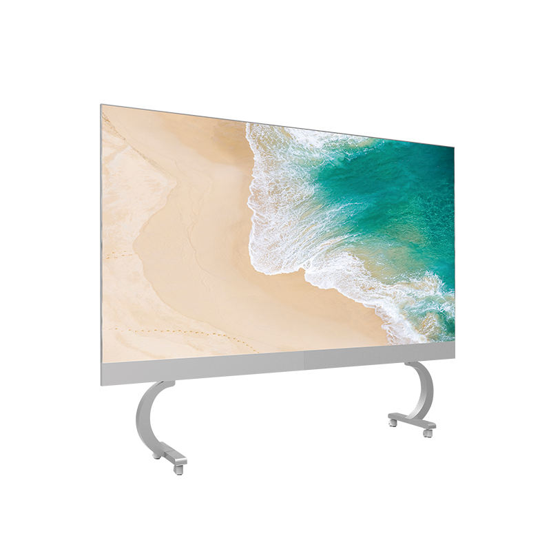 Kaliteli 4K HD 135 inç LED ekran beyaz tahta interaktif Audio3.5MM portu iş toplantısı