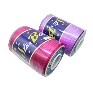 100% Polyester Colorful Single Fold Satin Bias Binding Tape