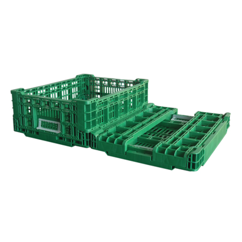Good quality plastic injection turnover box plastic crate