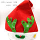 2020 China new designHot LED Christmas Hat Snowman Xmas Gifts for kids adults