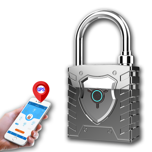 Meilleure Qualité Smart Cadenas, Serrures Intelligentes, cadenas à empreinte digitale intelligente bluetooth