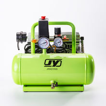 100-120v 220-240v  portable oil-free air compressor for woodworking spray paint decoration