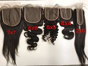 Brazilian Virgin Bodywave With Lace Frontal Closure 8A 10A Grade Virgin Unprocessed Human Hair Brazilian Hair Bundles