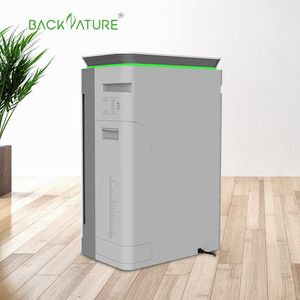 2020 Hepa Carbon filters Air Purifier Hotel Room Air Purifier with UV Light Optional