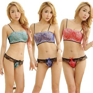 YG S54 Sexy bikini style hot images transparent bikini young girl sexy lingerie