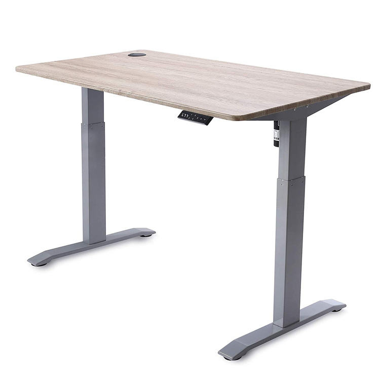 Adjustable Electric Standing Desk Sit Stand Office Computer Desk
