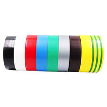 High voltage Flame Retardant Vinyl Electrical Insulation insulating PVC Tape